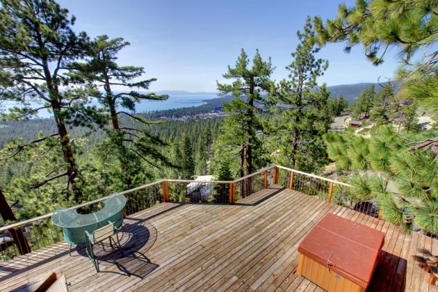 Luxury Lake Tahoe Vacation Rental-1481 Ledge Court