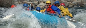 Whitewater California Rafting