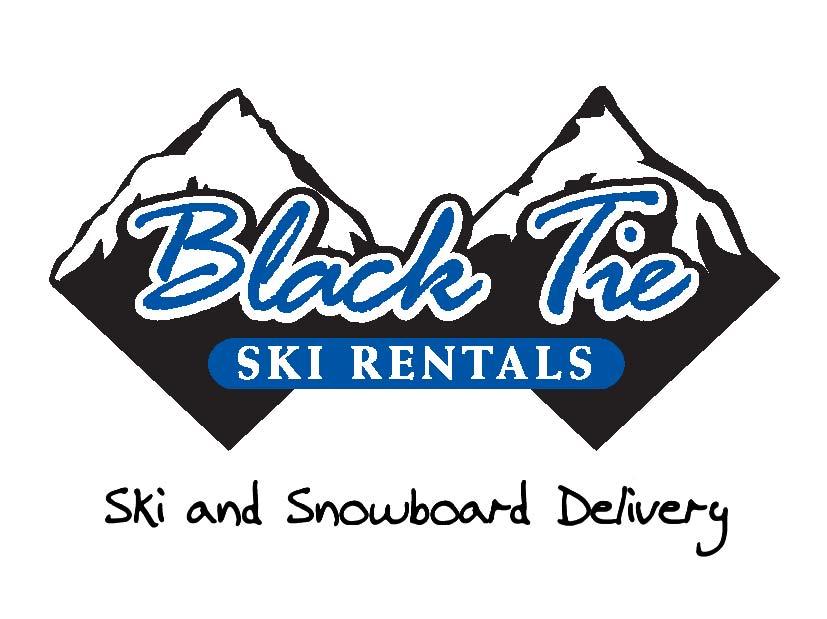 Black Tie Ski Rentals-Delivery Service