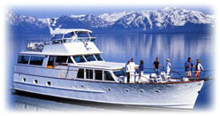Lake Tahoe Cruises - See the Lake from a Boat