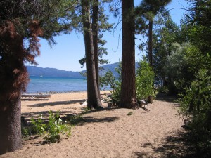 Tallac Historic Site Valhalla Lake Tahoe Dog Beaches