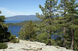 Cascade Lake - Cascade Creek Falls Hike Lake Tahoe