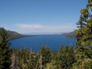 Moraine Trail Fallen Leaf - Lake Tahoe Hiking Trails