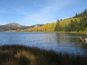 Lake Tahoe Hiking Trails - Spooner to Marlette Lake Flume Trail