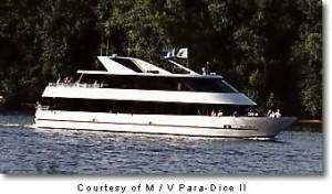Lake Tahoe Cruises - Tahoe Paradise Motor Yacht