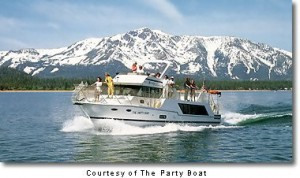 Lake Tahoe Cruises - The Party Boat