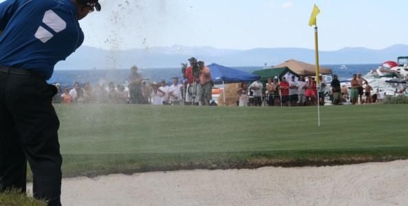John Elway - American Century Championship Celebrity Golf Tournament at Edgewood South Lake Tahoe