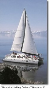 Lake Tahoe Sailing Cruises - Woodwind Charters