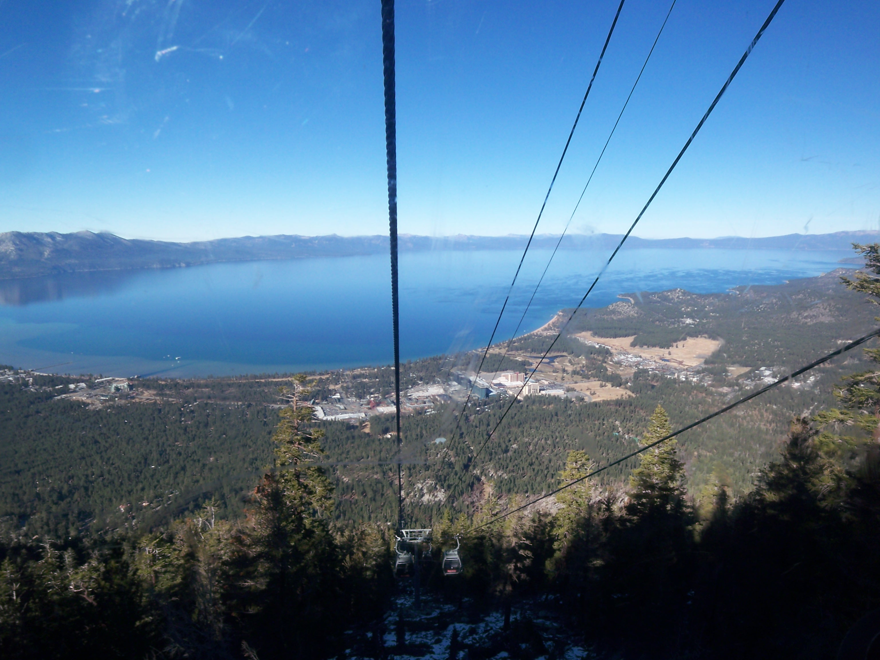 heavenly resort hiking - lake tahoe hiking trails