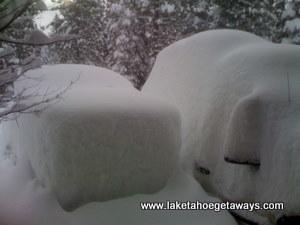 Lake Tahoe Snow Report
