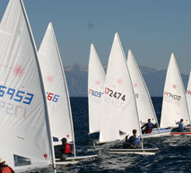 Lake Tahoe Yacht Club Beer Can Race May 21-August 27