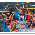 Lake Tahoe Activivities-White Water Rafting!