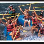 Lake Tahoe Activivities-White Water Rafting!