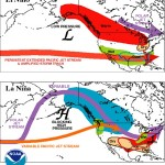 Lake Tahoe Long Range Winter Forecast-El Nino Backing Off?
