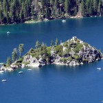 Fannette Island, Emerald Bay - Rubicon Trail Lake Tahoe Hiking
