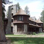 Ehrman Mansion in Sugar Pine Point State Park Tahoma - Lake Tahoe Hiking Trails