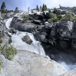 Horsetail Falls Lake Tahoe Hiking Trails