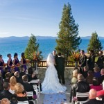 Weddings at Edgewood Golf Course - Lake Tahoe Wedding Venues