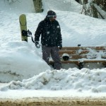 Tahoe Snow Just Keeps Falling-Records Close to being Broken!