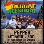 Outdoor Reggae Festival at Mont Bleu