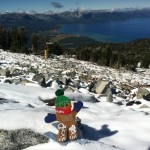 Early Lake Tahoe Snow–September 27, 2014